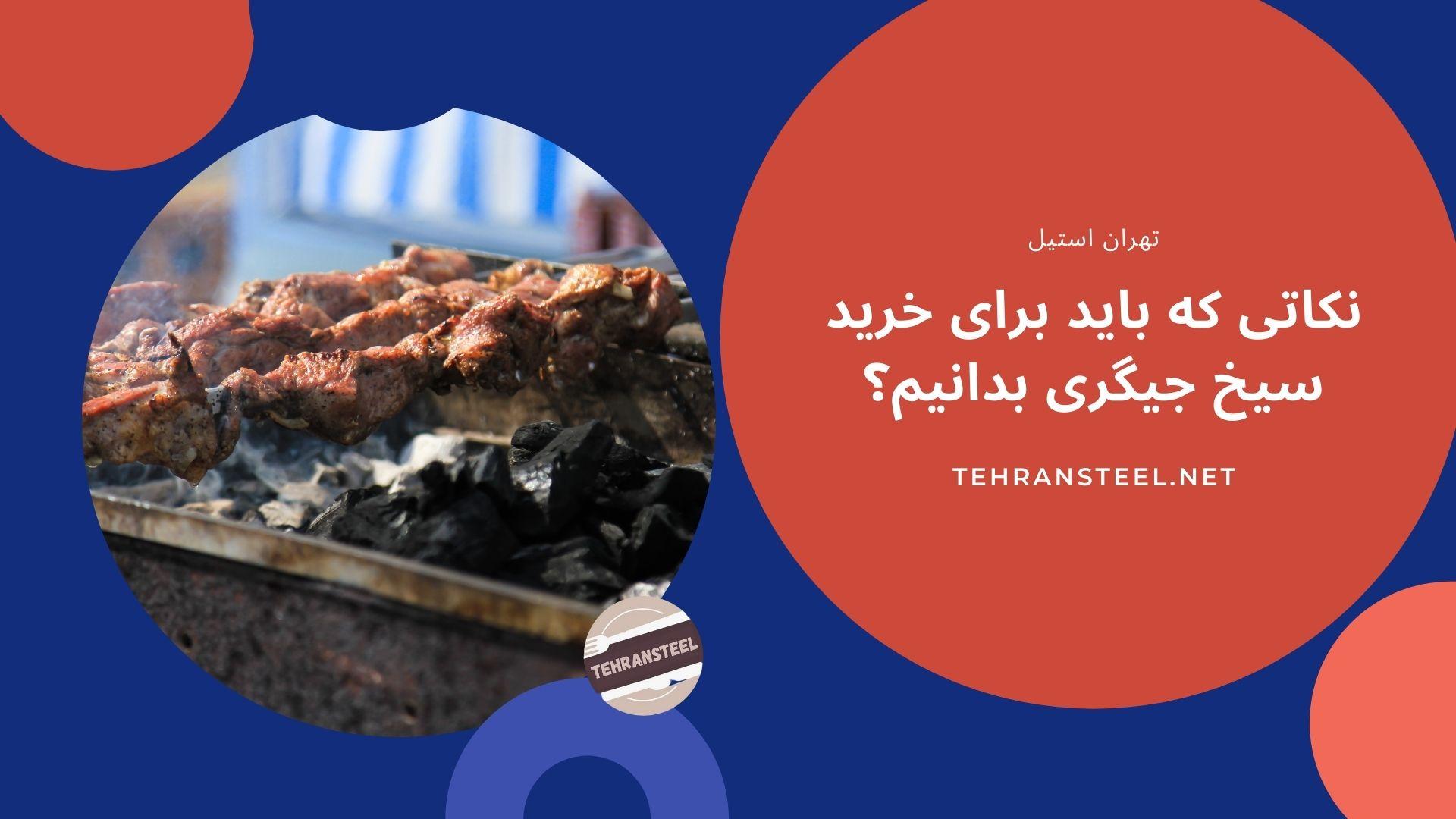 نکاتی که باید برای خرید سیخ جیگری بدانیم